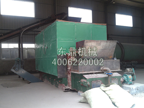木屑烘干机生物质热风炉系统